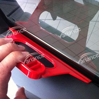 mat riels et accessoires pour poser les films solaires et teint s pour voiture variance auto. Black Bedroom Furniture Sets. Home Design Ideas