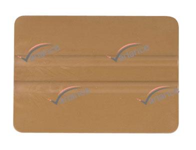 Raclette Gold Bondo pour maroufler fortement et sans rayure. Variance Auto