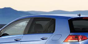 FORD FIESTA 3 PORTES 2008 complet avant kit de fenêtre coupe teinte