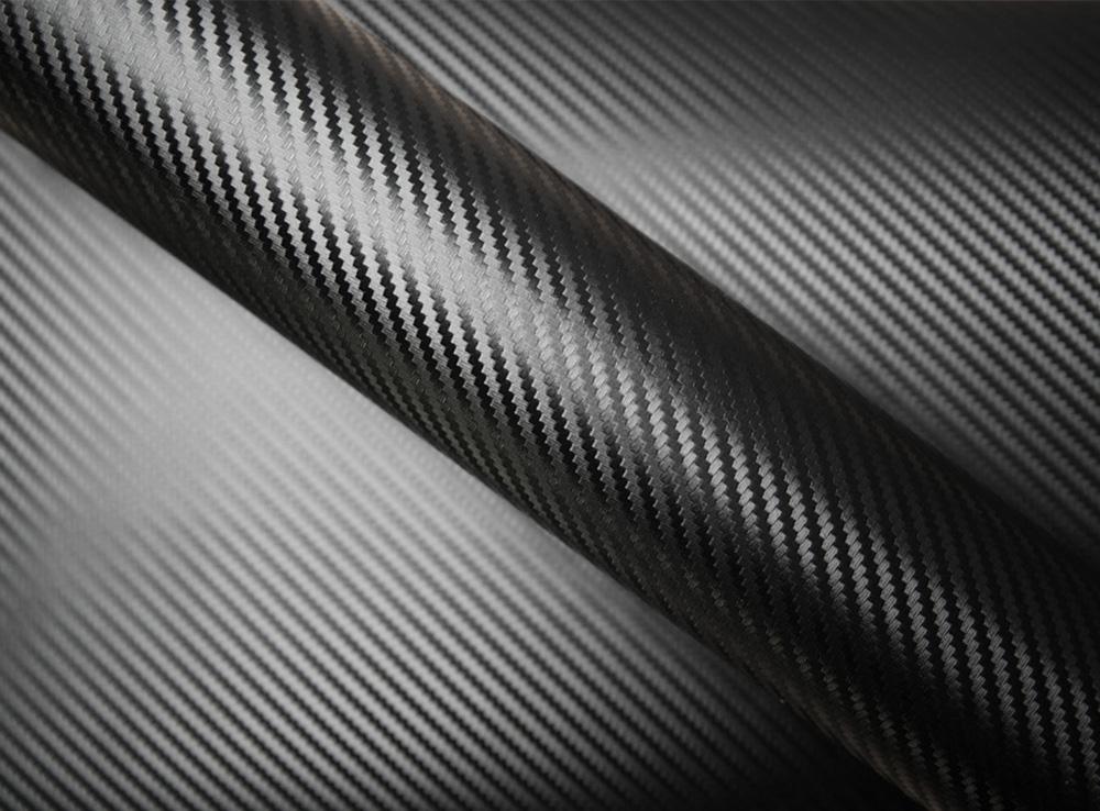 Film covering carbone noir 3D. Variance Auto