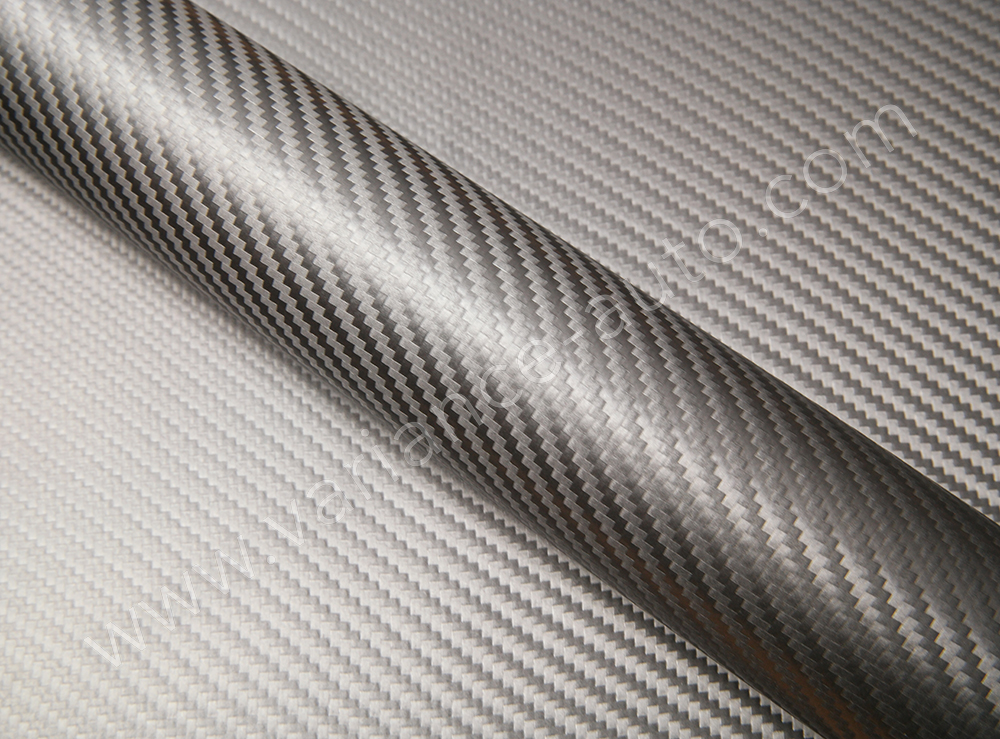 Film covering carbone gris anthracite 3D - CARBON-4909a