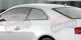 kit 3/4 arrière platine moyen Seat Ibiza (3) 3 portes (2002 - 2008). SDAG