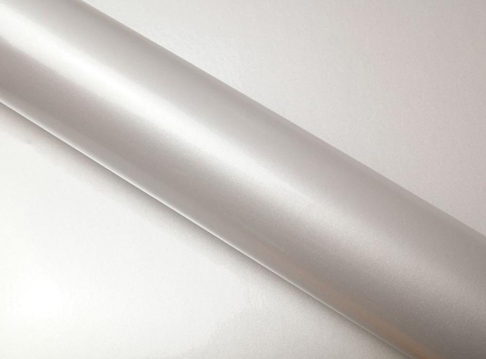Film covering blanc métallisé 3D. Variance Auto