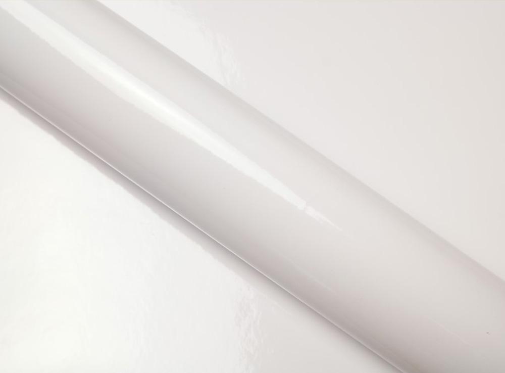 Film covering blanc brillant 2D. Variance Auto