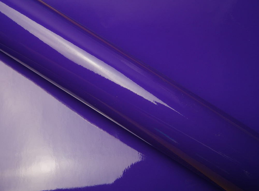 Violet brillant pastille couleur