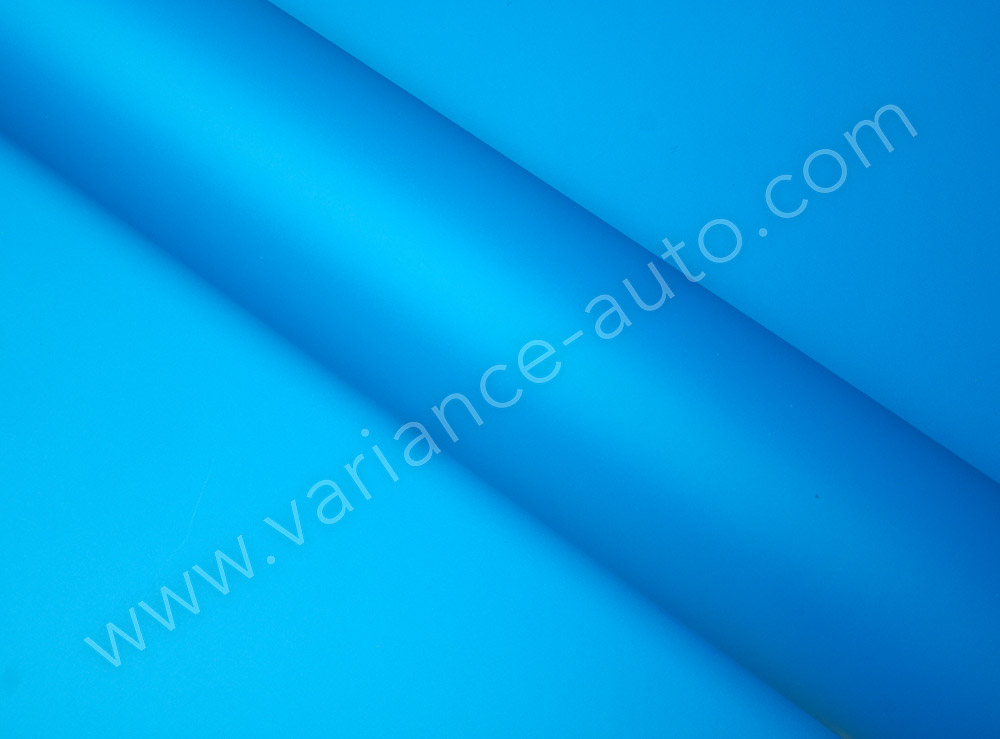 Film covering  bleu mat 2D - MAT-4105