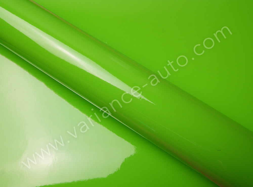 Film covering vert brillant 2D - GLOSS-4306