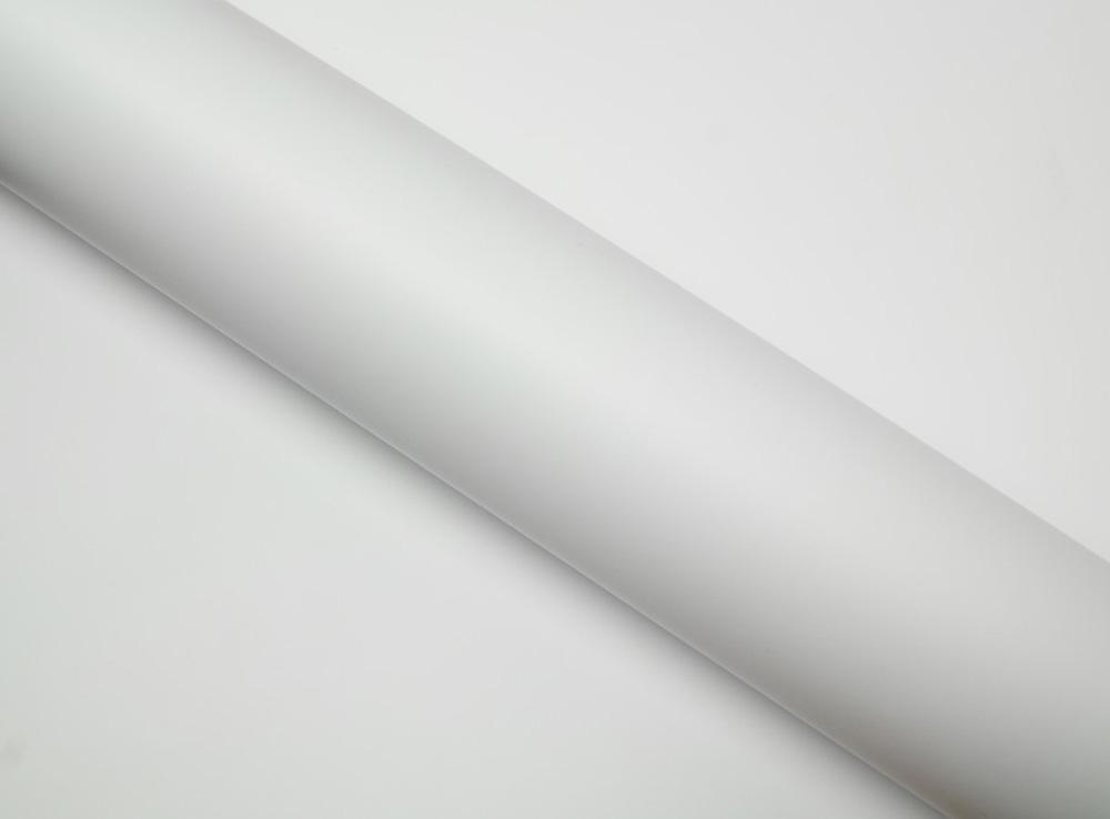 Blanc mat pastille couleur