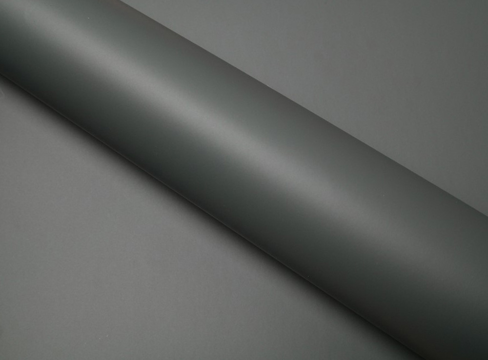 Film covering gris mat 2D. Variance Auto