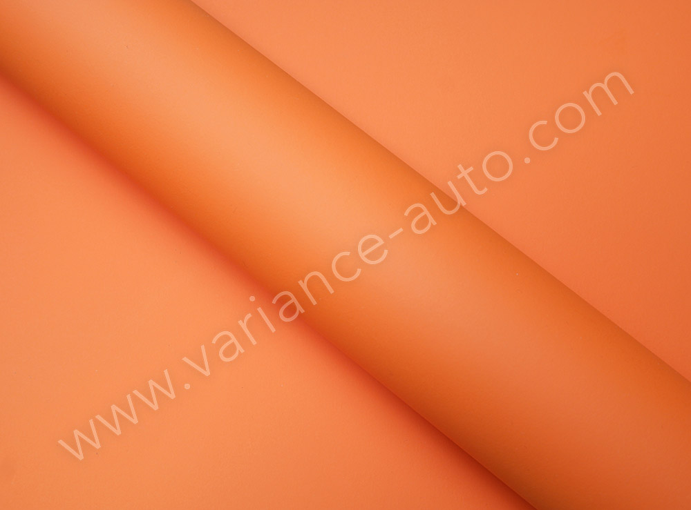 Film covering orange mat 3D - MAT-4201