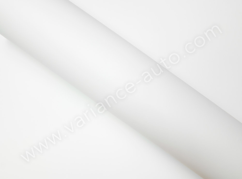 Film covering blanc mat 3D - MAT-4200