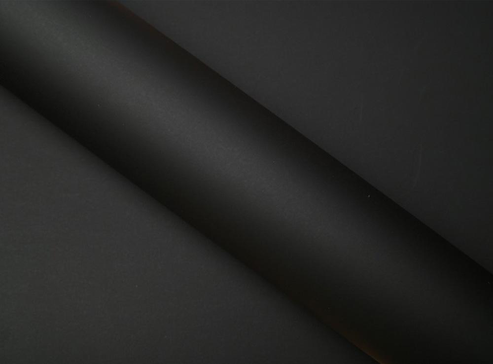 Noir mat 3D pastille couleur