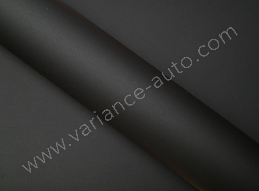 Film covering noir mat 3D - MAT-4203a