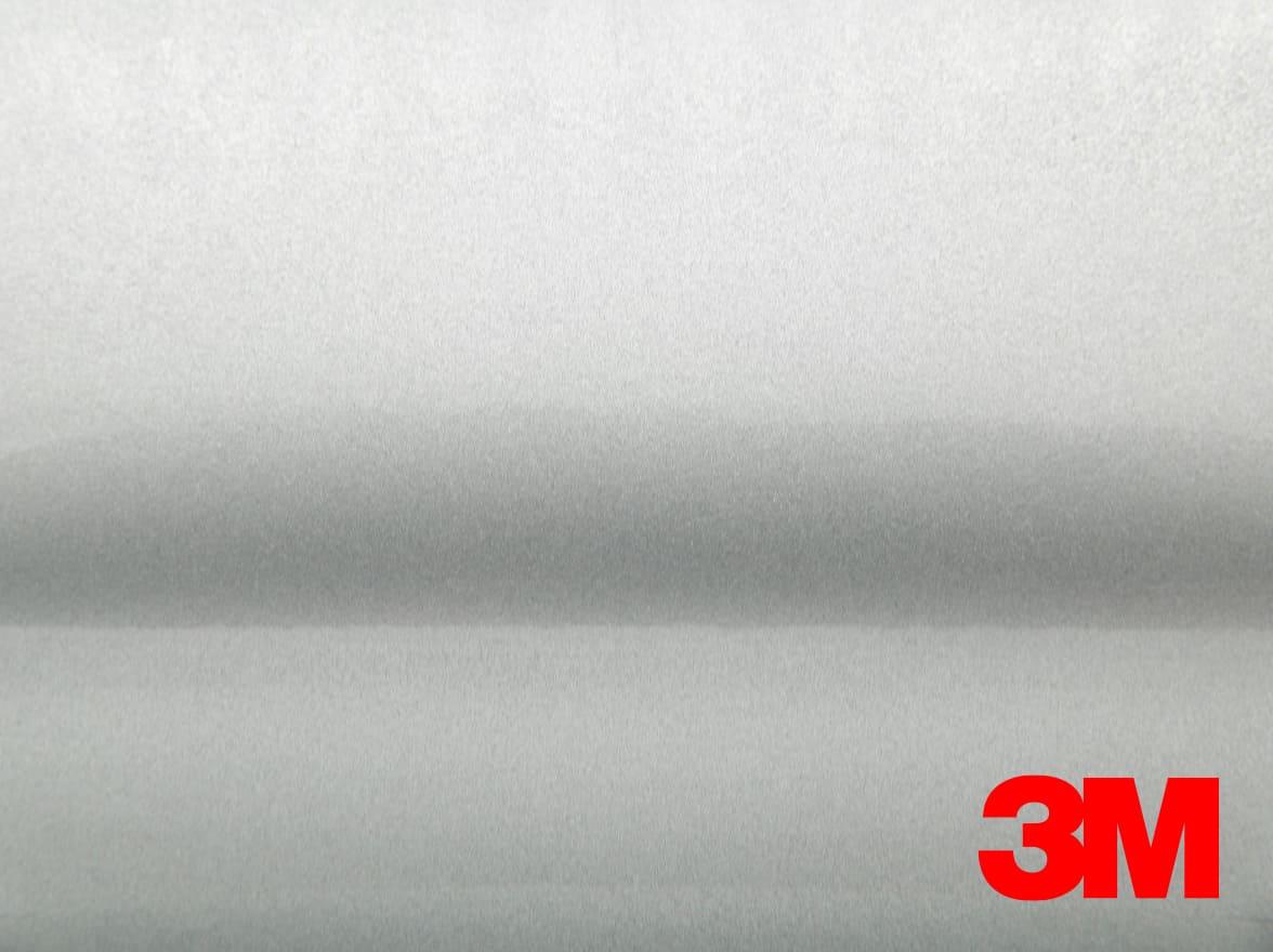 Film covering 3M 1080 effet aluminium métallisé . Variance-auto