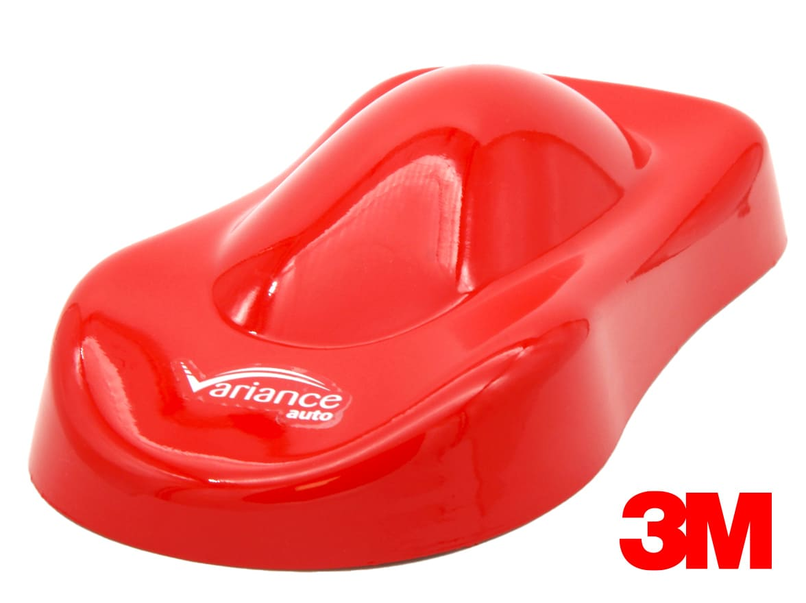 3M Glossy rouge pastille couleur