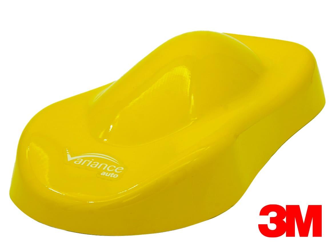 3M Glossy jaune pastille couleur