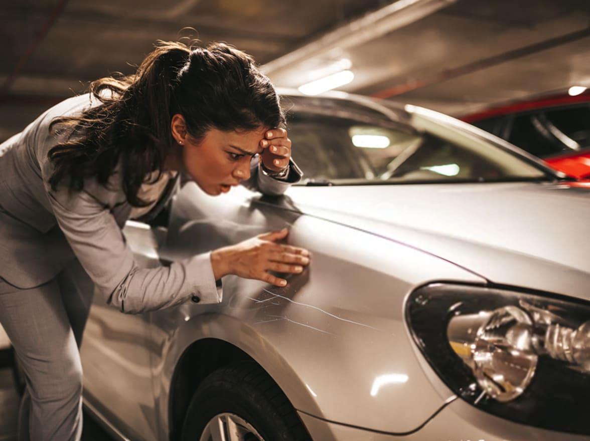 Film de protection de carrosserie incolore. Variance Auto