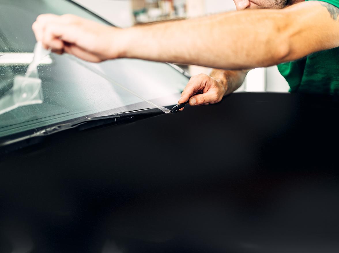 Film de protection de carrosserie premium mat. Variance Auto