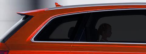 Vue véhicule - kit 3/4 arrière