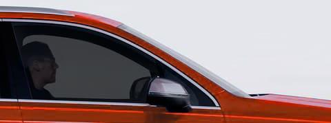 Film solaire fumé moyen 25. Variance-auto