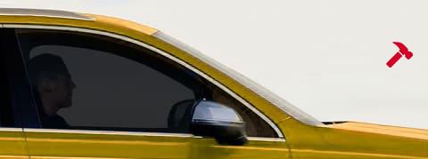 Film sécurité renfort 100 fumé moyen plus. Variance-auto