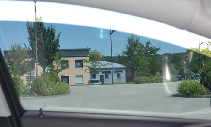 Film automobile chrome. SDAG ADHÉSIFS