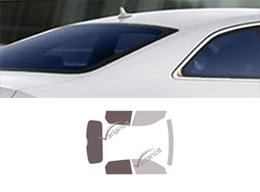 Kit vitres teintées. Variance Auto