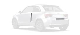 Pack film protection de carrosserie Pack pour arêtes de portes + seuil de coffre - 2/3 portes