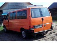 Kit film teinté Volkswagen Transporter T4 (4) Long 5/6 portes (1990 - 2003) Variance Auto