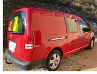 Kit film teinté Volkswagen Caddy (3) Utilitaire 4/5 portes (2004 - 2016) Variance Auto