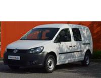 Kit film teinté Volkswagen Caddy (4) Utilitaire 4/5/6 portes (depuis 2016)