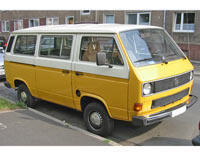 Kit film teinté Volkswagen Transporter T3 (3) 4 portes (1979 - 1990) Variance Auto