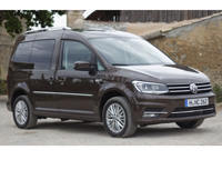 Kit film teinté Volkswagen Caddy (4) 6 portes (depuis 2016)
