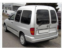 Kit film teinté Volkswagen Caddy (2) Van 5 portes (1995 - 2004) Variance Auto
