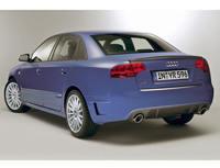 Kit film teinté Audi A4 (3) Berline 4 portes (2005 - 2008) SDAG ADHÉSIFS