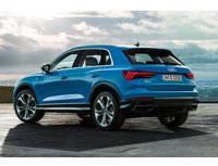 Kit film teinté Audi Q3 (2) 5 portes (depuis 2019) Variance Auto