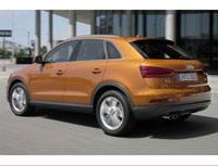 Kit film teinté Audi Q3 (1) 5 portes (2011 - 2018) Variance Auto