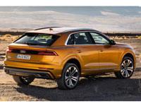 Kit film teinté Audi Q8 (1) 5 portes (depuis 2018) Variance Auto