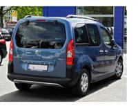 Kit film teinté Peugeot Partner (2) 4 portes (2008 - 2018) Variance Auto