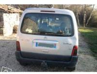 Kit film teinté Peugeot Partner (1) Utilitaire 3 portes (1996 - 2008) Variance Auto
