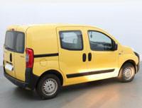 Kit film teinté Peugeot Bipper (1) Utilitaire 5 portes (depuis 2008) SDAG ADHÉSIFS