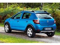 Kit film teinté Renault Sandero (2) Stepway 5 portes (depuis 2013) Variance Auto