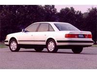 Kit film teinté Audi 100 (4) Berline 4 portes (1990 - 1994) Variance Auto