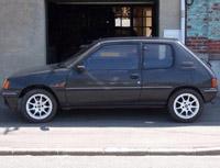 Kit film teinté Peugeot 205 (1) 3 portes (1983 - 1999) SDAG ADHÉSIFS