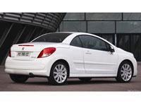 Kit film teinté Peugeot 207 CC Cabriolet 2 portes (depuis 2007) SDAG ADHÉSIFS
