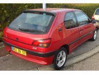 Kit film teinté Peugeot 306 (1) 3 portes (1993 - 1998) Variance Auto