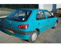 Kit film teinté Peugeot 306 (1) 5 portes (1993 - 1998) Variance Auto