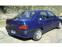 Kit film teinté Peugeot 306 (1) Berline 4 portes (1993 - 2001) Variance Auto