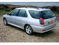 Kit film teinté Peugeot 306 (1) Break 5 portes (1994 - 2002) Variance Auto