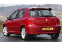 Kit film teinté Peugeot 307 (1) 5 portes (2001 - 2008) Variance Auto
